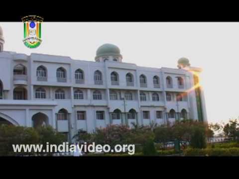 Maulana Azad National Urdu University Hyderabad