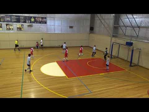 FRIENDLY u12   Sydney Futsal Club vs St George 2nd half