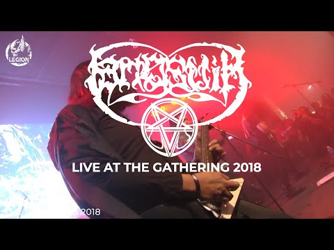 LANGSUIR - KU CEMARI - LIVE AT THE GATHERING 2018