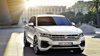 2019 Volkswagen Touareg - FULL REVIEW, Interior & Exterior | Auto Technology