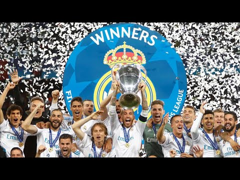 Download Real Madrid - All Finals Champions League 1998 - 2018