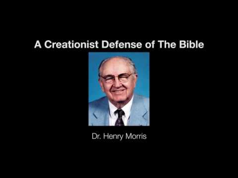 Why the KJV is the best Bible translation - Dr. Henry Morris
