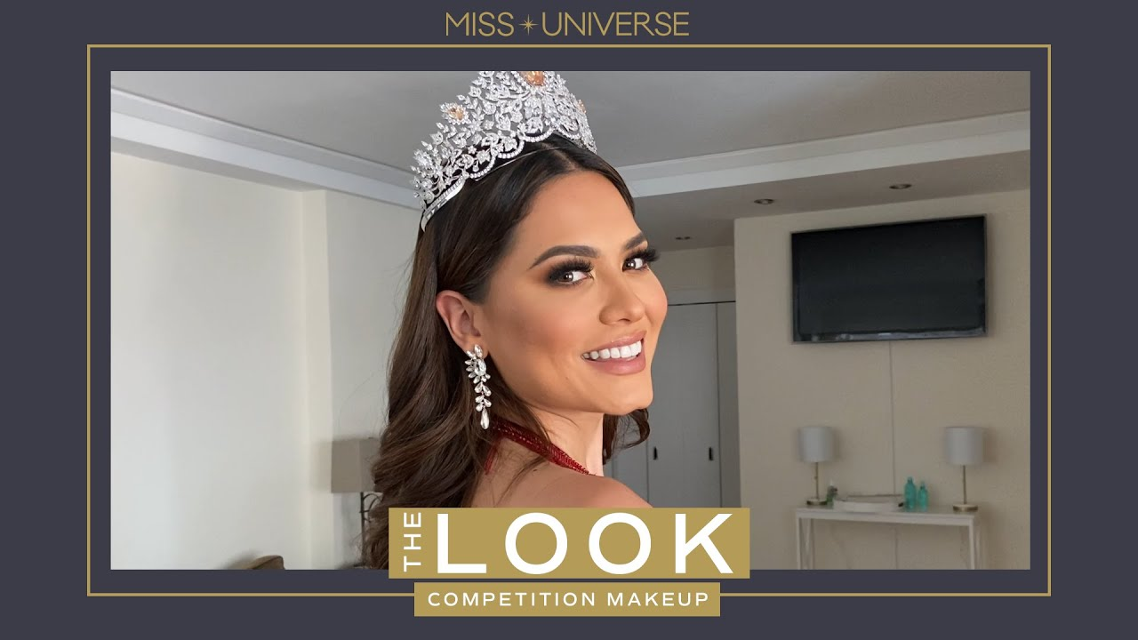 THE LOOK: Winning Competition Make Up