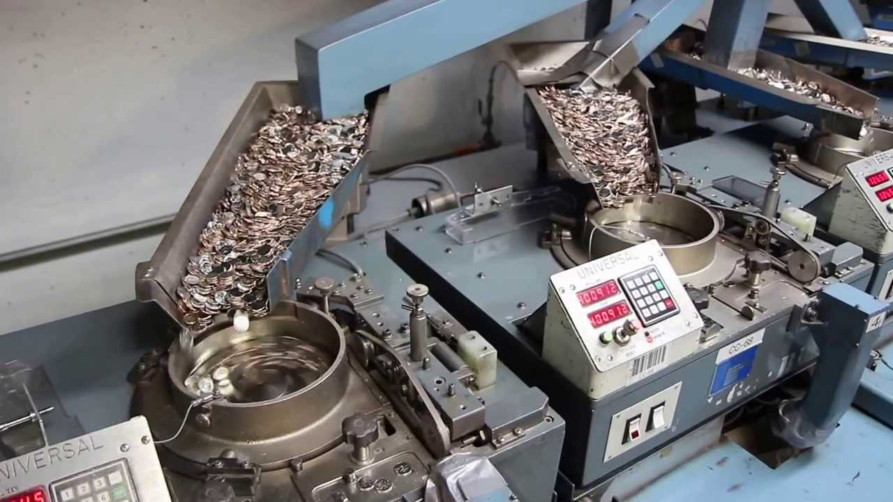 How the Denver Mint Makes Coins for Circulation | Coin News