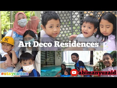 Staycation - Art Deco Residences Bandung