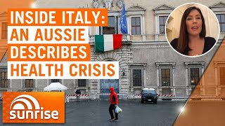 Coronavirus: what it's like in Italy as COVID-19 crisis deepens   7NEWS