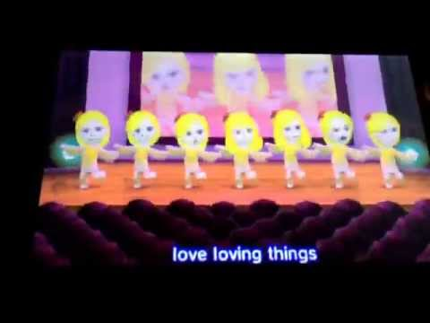 Tomodachilife Loving Things (From The Origional Game music.)