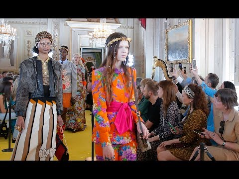 Gucci | Cruise 2018 Full Fashion Show | Exclusive