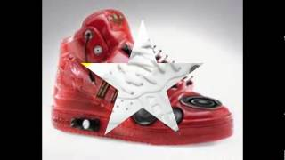 strange shoes