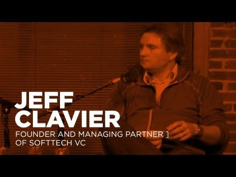 - Startups - Jeff Clavier founder and Managing Partner, SoftTech VC ...