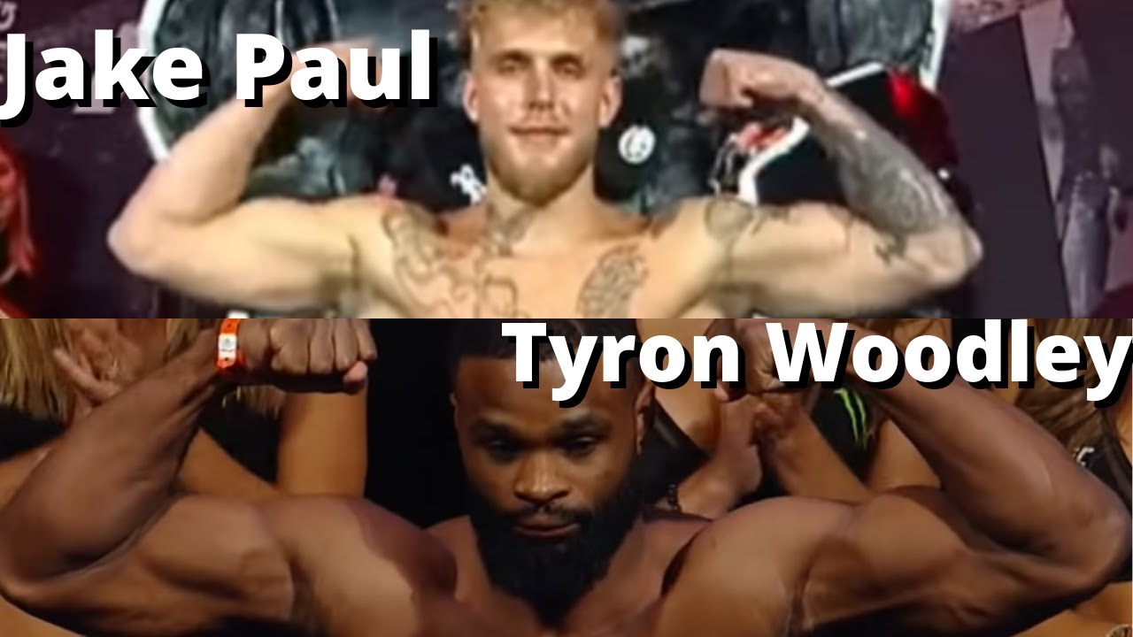 Report: Jake Paul to face former UFC welterweight champ Tyron ...