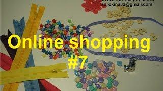 Online shopping #7 - sewing accessories / швейная фурнитура(1 - Resin Snaps, T5 (10 mm), 150 pcs Пластиковые кнопки, T5 (10 мм), 150 шт http://s.click.aliexpress.com/e/j6EuRnAQr 2 – Wood Buttons, 17x17mm ..., 2016-03-26T20:59:11.000Z)