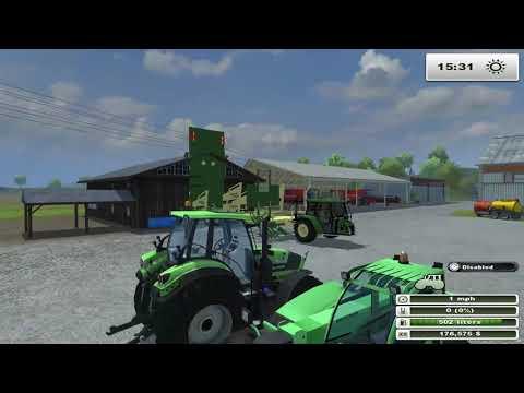 Farming Simulator 2013 - Nostalgia - Timelapse #19