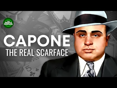 Al Capone Documentary - Biography Of The Life Of Al Capone - The Real Scarface
