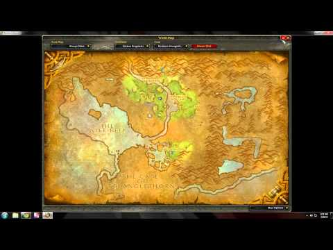 World Of Warcraft Rare Hunter Pet Locations - Northern Stranglethorn