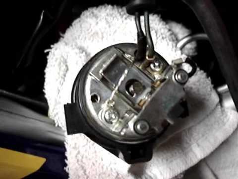 Fuel Pump Contacts 1997 Cbr 600 F3