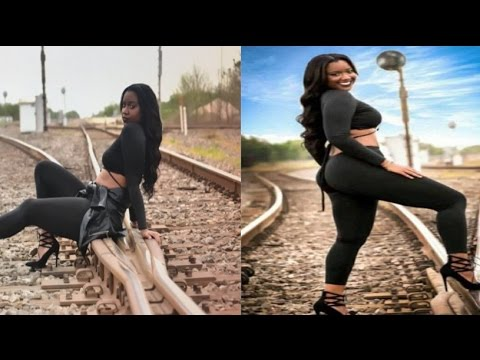 Pregnant aspiring model Fredzania Thompson struck and killed by train