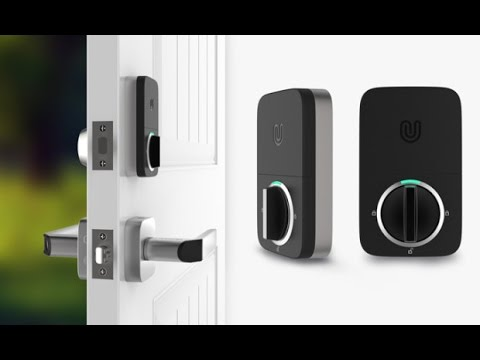 Ultraloq Fingerprint Fob Amp Bluetooth Smart Door Lock Of