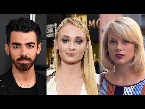 Joe Jonas' Finacee Sophie Turner Lip Syncs To Taylor Swift & Fans React