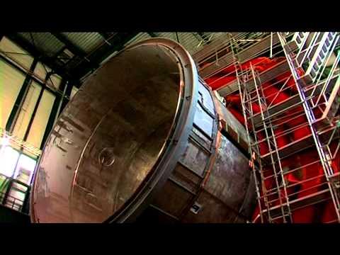 LHC Collider (CERN) - WWW.OLOSCIENCE.COM