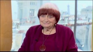 Interview et portrait d'Agnès Varda