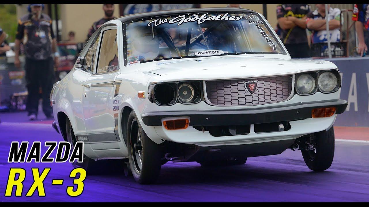 Mazda Rx 3 Rotary 13b 20b Drag