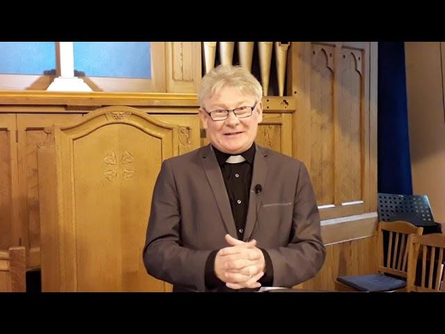 Sunday Sermon 13th June Communion...David: The ripple effect of what we do