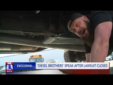 Diesel Brothers React To Judge Fining Them Over $850,000