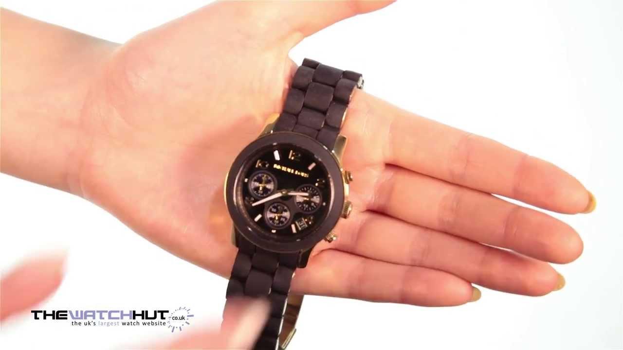 f03a56333e07 Michael Kors Ladies Watch MK5191 - YouTube