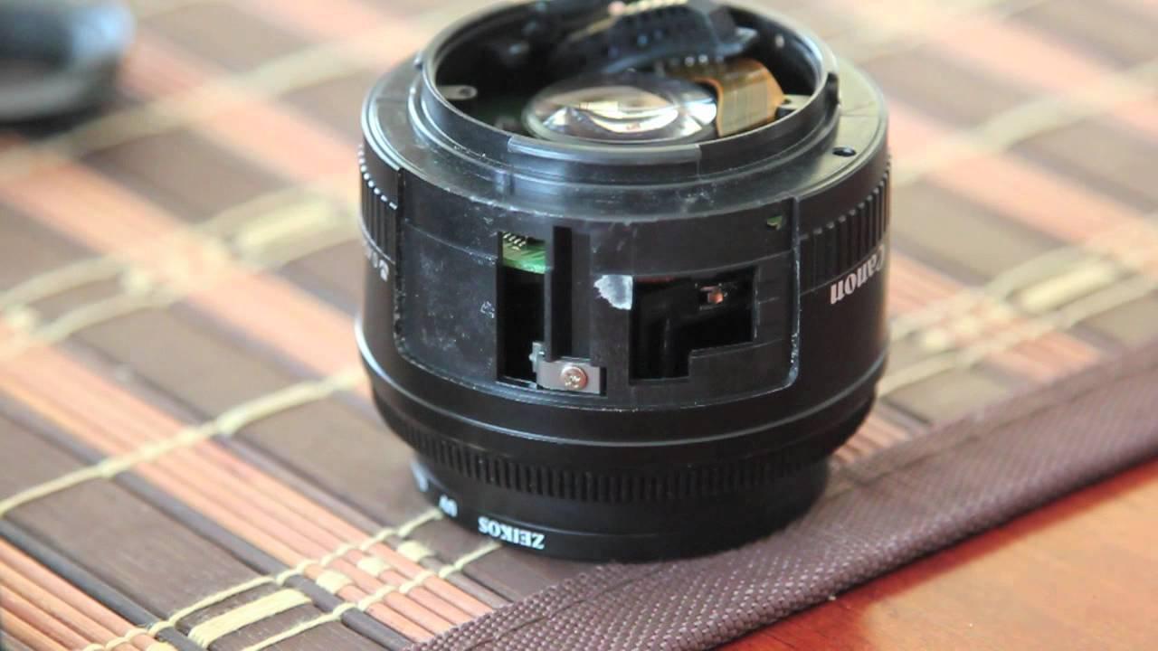 canon 17 85mm lens repair manual