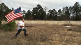Video American Flag Shotgun Guy- Get Some! download MP3, 3GP, MP4, WEBM, AVI, FLV Juni 2018