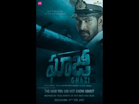 Ghazi Official Trailer Tamil 2017 HD