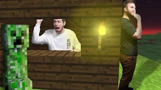 SABOTAGING EACH OTHERS BASES!    Minecraft [Ep 14]