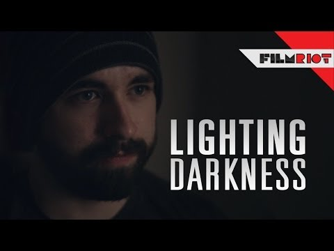 How To Light For Darkness!