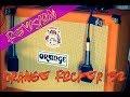 Revisión Orange Rocker 32 - Rodrigo Burotto