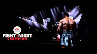 fight night champion soundtrack-try again screen