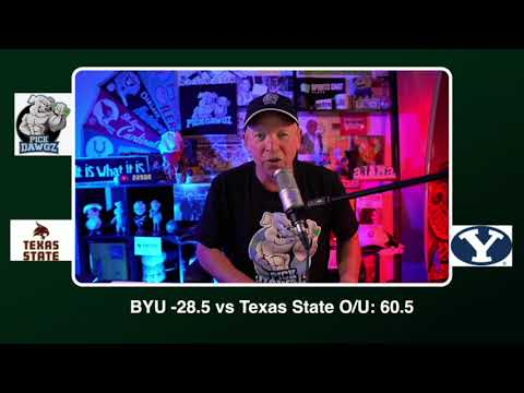 BYU vs Texas State Free College Football Picks and Predictions CFB Tips Saturday 10/24/20