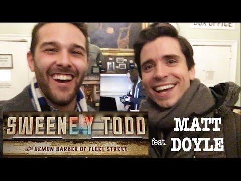 Sweeney Todd NYC Vlog
