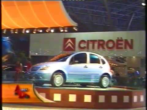 CITROËN C3 EXCLUSIVE 1.6i 16V vs. 1.4 HDi (2003) TEST AUTO AL DÍA.