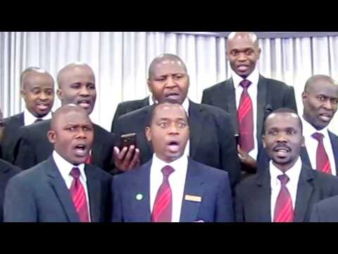 """""""Let All The World In Every Corner Sing"""" By GH AMO Choir"""