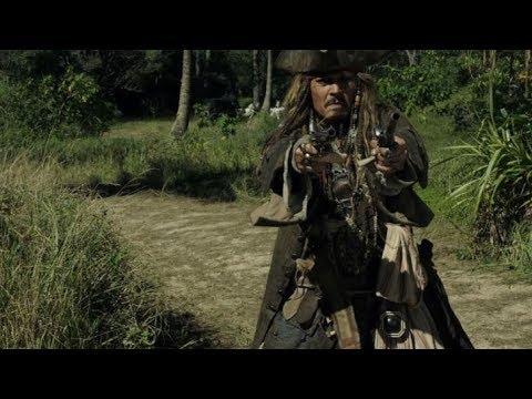 Pirates of the Caribbean: Salazar's Revenge - Deleted Scene: Highway Man - Disney NL