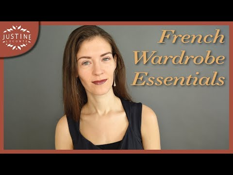 10 Wardrobe Essentials For French Style  |