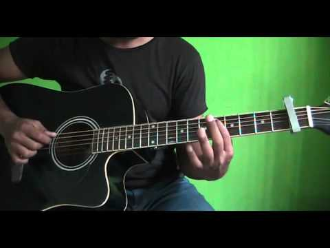 Teri galliyan guitar chords, intro, strumming pattern lesson