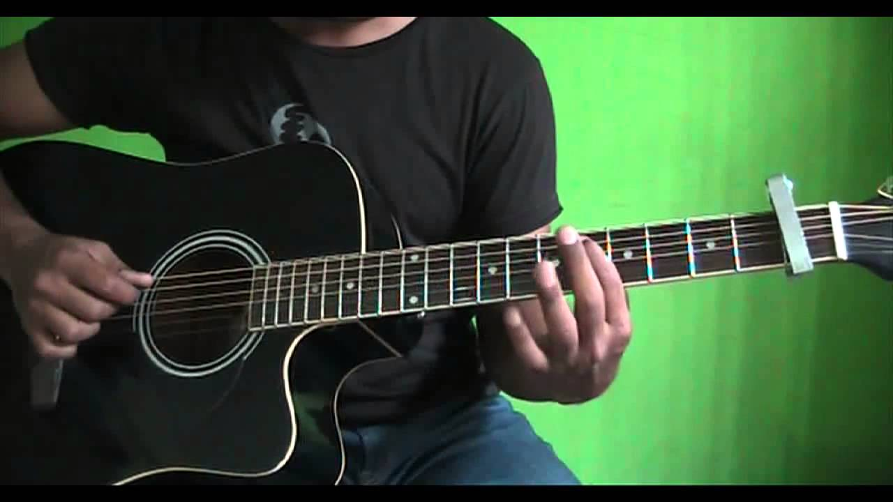 Teri Galliyan Guitar Chords Intro Strumming Pattern Lesson Youtube