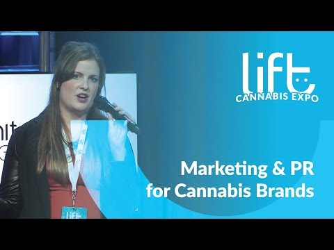 Marketing & PR for Cannabis Brands
