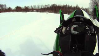 Arctic cat 2013 F800RR