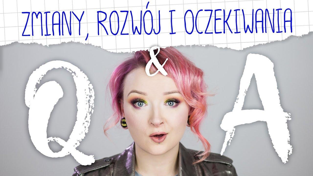 Q&A – ZMIANY, KRYTYKA, CO Z TYM KANAŁEM? ♡ Red Lipstick Monster ♡