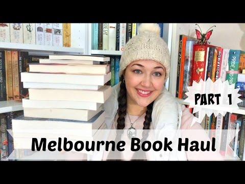 Melbourne Book Haul  Part 1