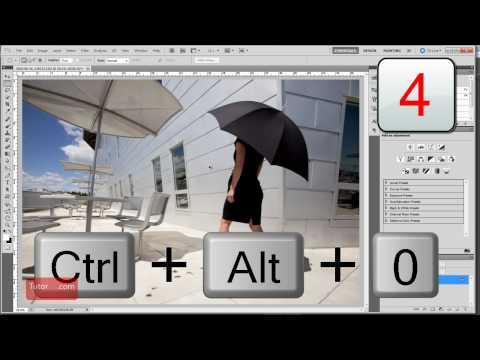 Photoshop Tutorial: 10 Essential Shortcuts [60 Seconds] Beginner