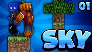 TODES REKORD ZUM START! - Minecraft SKY #1 | DieBuddiesZocken